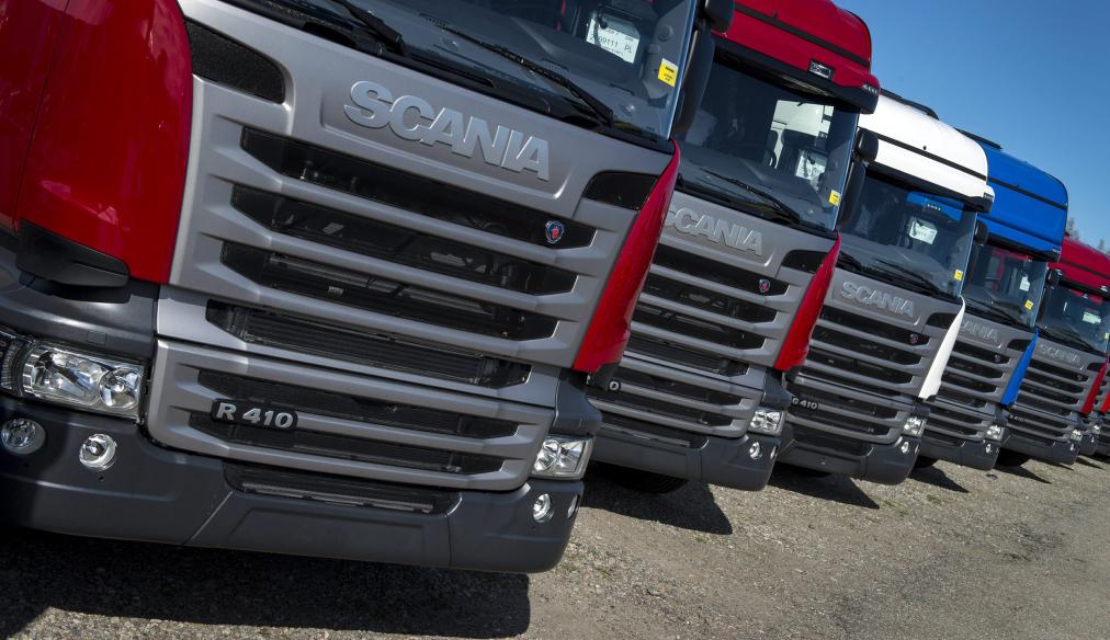 3 ayda 741 adet Scania satıldı!