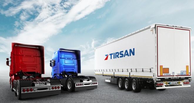 Tırsan, Ankara Lojistik Zirvesi'nde 3 Araçla Yerini Alacak