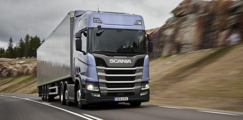 Scania, 2017'nin ilk 10 ayında kaç adet çekici ve kamyon sattığını açıkladı