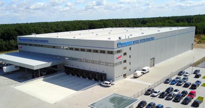 """Krone yeni """"Lojistik ve Yedek Parça Merkezi""""nde operasyonlara başladı"""