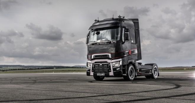 Renault Trucks T Serisi Yüksek Kabin Çekiciye Tasarım Ödülü