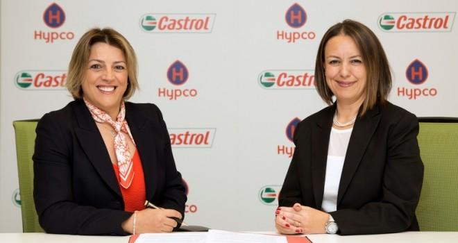 Castrol ve Hypco'dan iş birliği