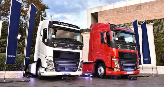 Eşref Zeka: Volvo Trucks'ın Türkiye'deki pazar payı yüzde 7 seviyesine ulaştı