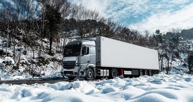 Mercedes-Benz çekici ve kamyonlara yönelik Ekim kampanyasını açıkladı