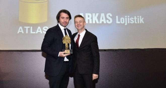 Arkas Lojistik'e 2 ödül