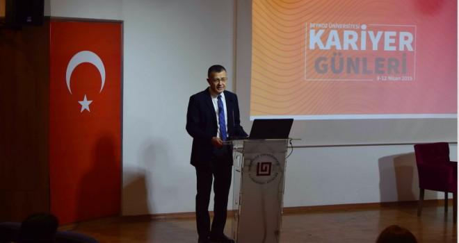 Beykoz Üniversitesi Kariyer Günleri başladı