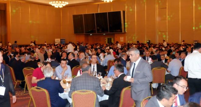 UND'nin geleneksel iftar yemeği  WOW Hotel'de düzenlendi