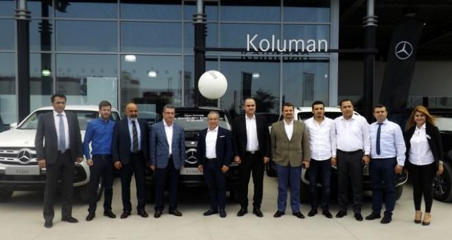 Mercedes-Benz Türk'ten 27 adetlik X-Class filo satışı