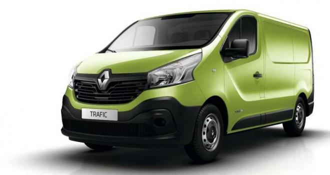 Renault Trafic Ürün Gamını Kısa Şasi Panelvan İle Güçlendiriyor