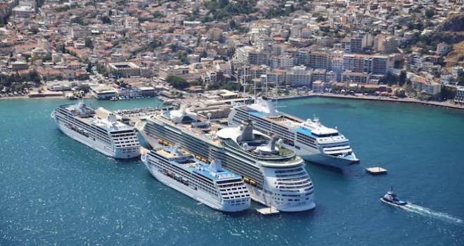 Türkiye'nin Yeşil Liman sertifikalı kruvaziyer limanları Kuşadası ve Bodrum oldu