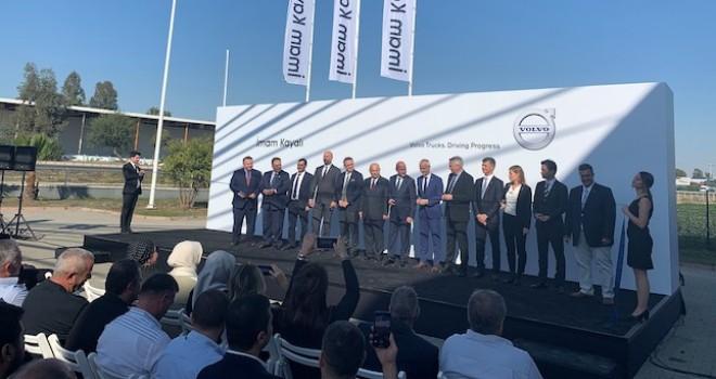 Volvo Trucks, Mersin Yenice'de yetkili servis açtı