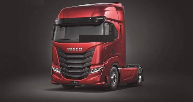 IVECO S-Way, iF DESIGN AWARD 2020'nin sahibi oldu