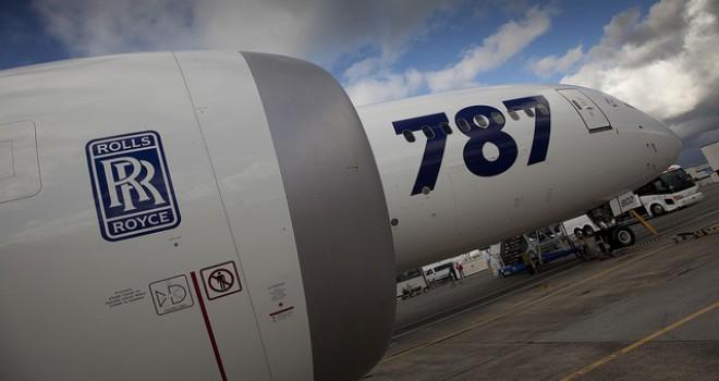 Lufthansa 40 yeni uçağının motorunda Rolls-Royce'u tercih etti