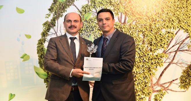 Bayer Gebze Fabrikası'na çevre ödülü