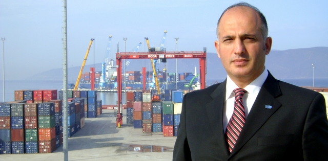 A tipi Antrepo ile dış ticarete günde 50 bin dolar katkı sağlayacak