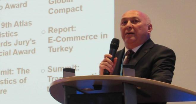 FIATA Sürdürülebilir Lojistik Çalışma Grubu Başkanı Cavit Uğur oldu