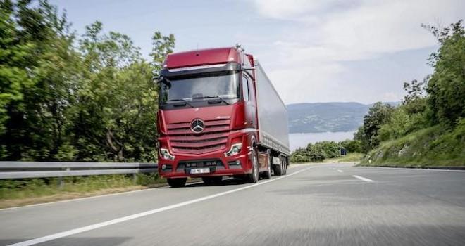 Mercedes-Benz kamyonlarda Ekim ayı kampanyası