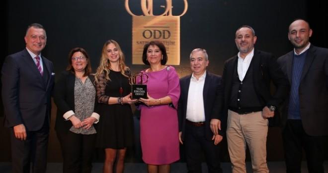 Mercedes-Benz Türk'e ODD Gladyatörleri'nden iki ödül