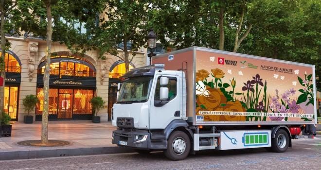 Renault Trucks, 2019'da Elektrikli Kamyon Satışına Başlayacak