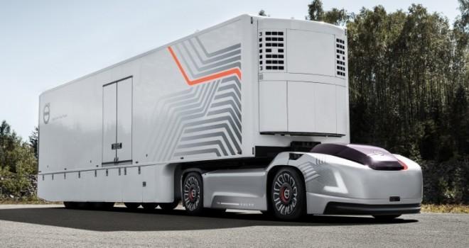 """Volvo Trucks, """"Vera"""" ile taşımacılığın geleceğini şekillendiriyor"""