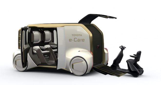 Toyota E-Care ile daha çevreci ve daha sağlıklı yaşam alanları oluşturuyor