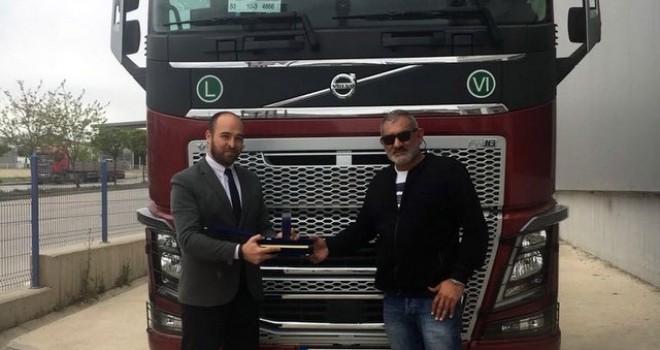 SNH İnşaat'a Volvo Trucks FH 750 6x4