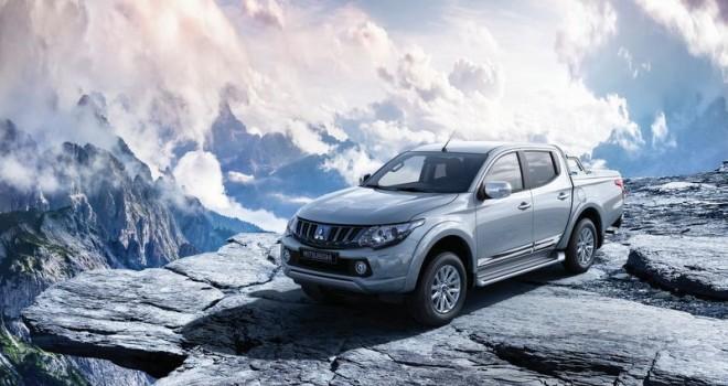 """Mitsubishi L200'e İngiltere'den """"Yılın Pick-Up Ödülü"""""""