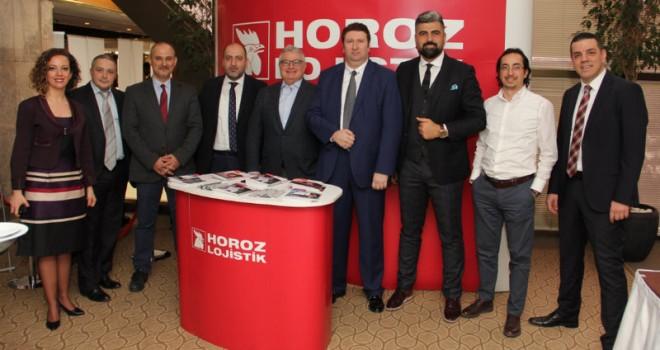 İzmir'de Horoz Lojistik sponsorluğunda e-Ticaret Zirvesi yapıldı