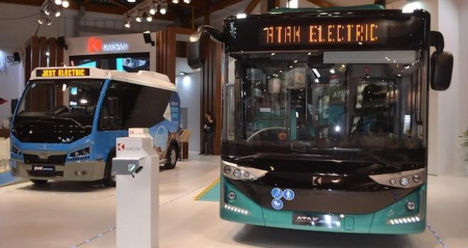 Karsan, Elektrikli Modelleriyle  Busworld Europe Fuarı'nda