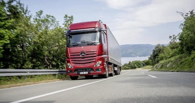 Mercedes-Benz kamyonlarda Temmuz ayına özel kampanya