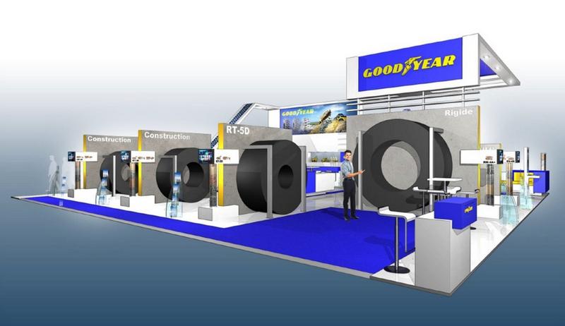 Goodyear'ın yeni iş makinası lastikleri Paris'te tanıtılacak!