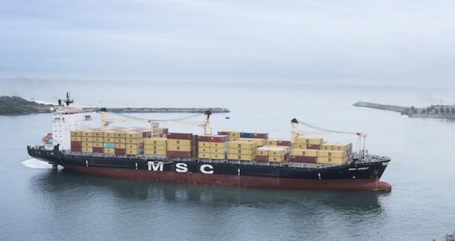 MSC, Gebze'den Trieste'ye exspress servis başlattı