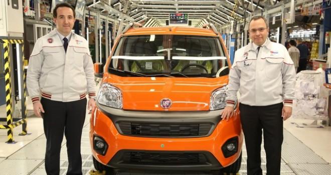 Fiat Professional, bu yıl 60 bin adet ticari araç satmayı hedefliyor