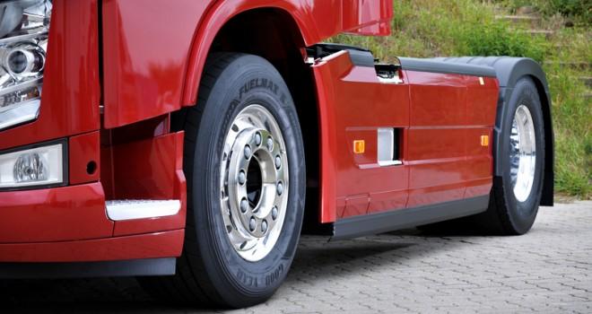 Goodyear, 100 araçlık bir filonun yakıt tüketimini yılda 290 bin euro azaltacak lastiklerini tanıttı