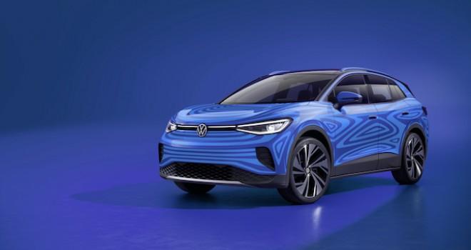 Volkswagen'in tamamen elektrikli ilk SUV modeli görücüye çıkıyor