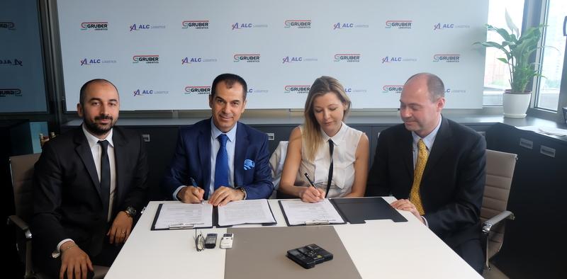 ALC Lojistik, İtalya'nın 81 yıllık lojistik şirketi ile işbirliği anlaşması imzaladı