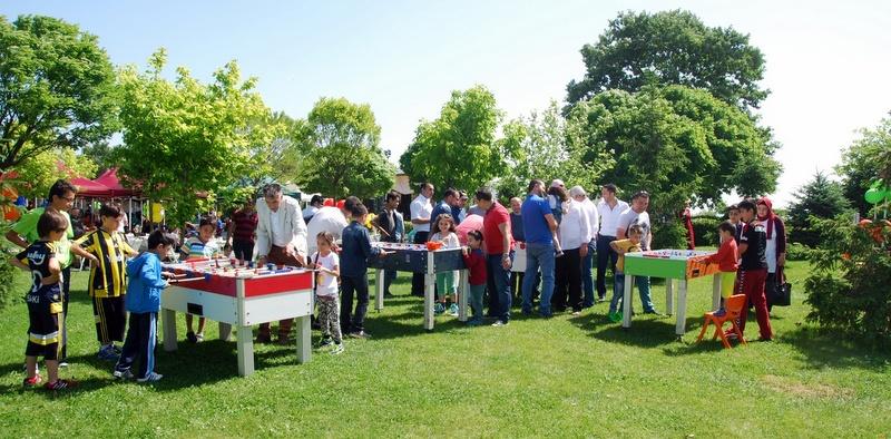 Alışan Lojistik ailesi piknikte buluştu!