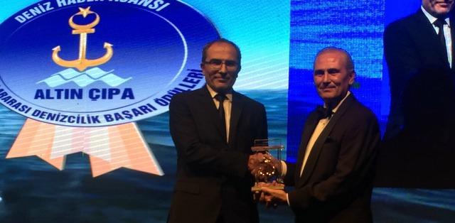 Alternative Transport'a Altın Çıpa Ödülü