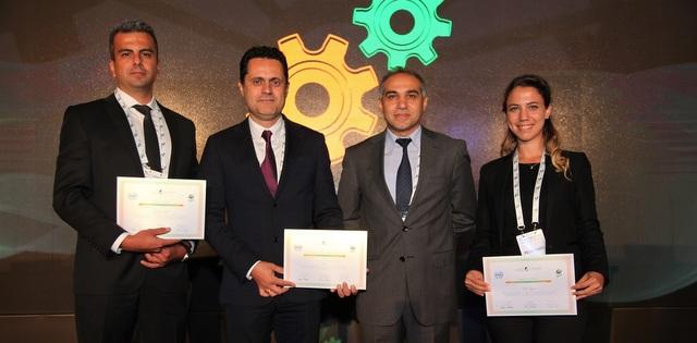 """Anadolu Isuzu """"Enerji Yönetimi""""nde otomotivin başarılı iki firmasından biri oldu"""
