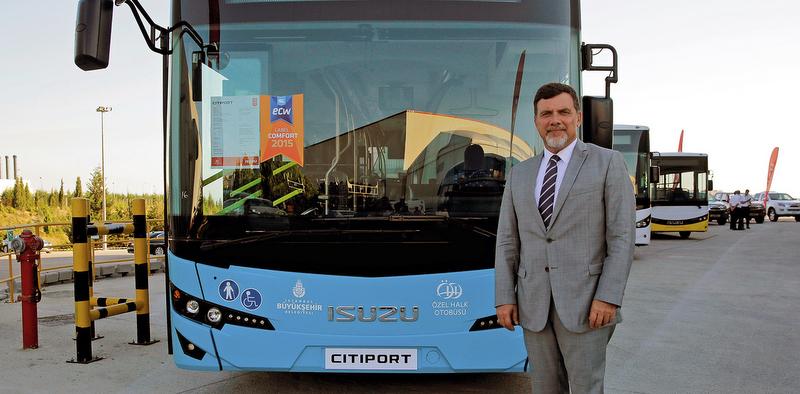 Anadolu Isuzu, otomotiv sektörünün patent şampiyonu oldu