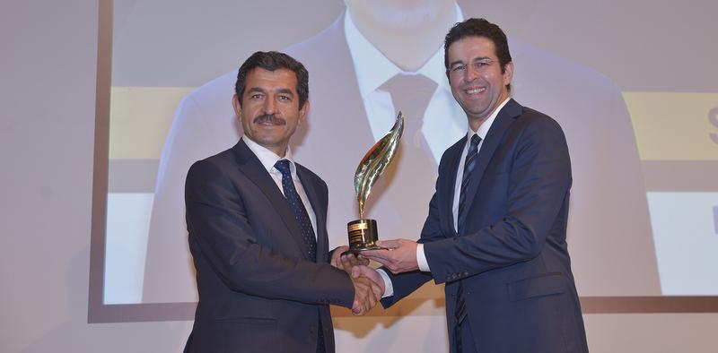 Antalya Büyükşehir Belediyesi'nden Otokar'a Ödül