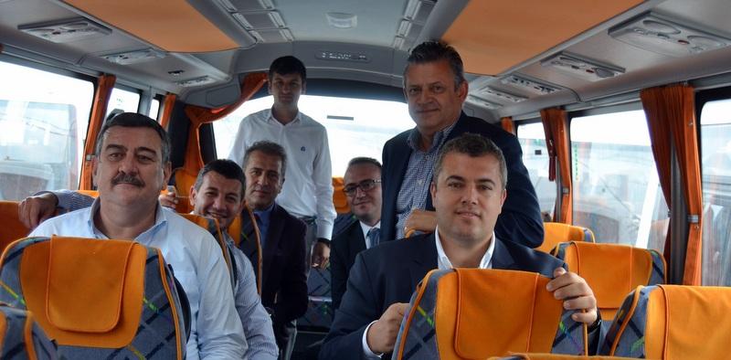 Antalyalı Turizm Taşımacısı 2 Bini Aşan Filosuna 100 Adet Prestij Otobüs Kattı