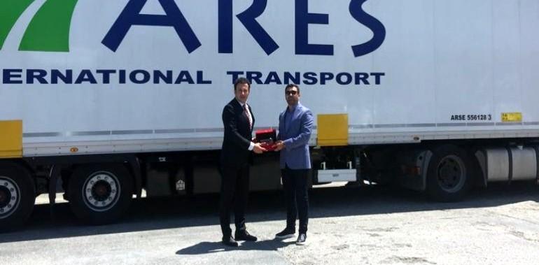 ARES International filosunu 35 adet Tırsan ile güçlendirdi