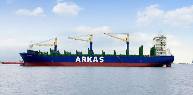 Arkas'ın Konteyner Gemisi 51'e Ulaştı