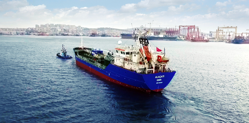 Arkas filosuna 2 tanker aldı