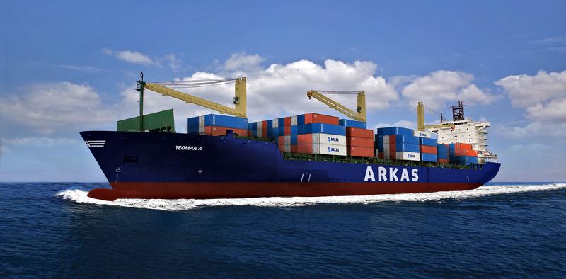 Arkas gemisi sayısını 46'ya yükseltti