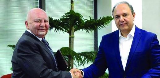 Arkas, İranlılar ile ortak şirket kuracak