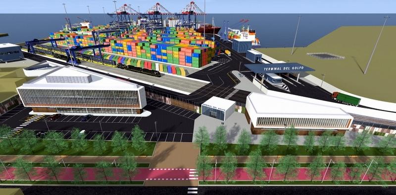 Arkas'ın iştirak edeceği limana tasarım ödülü!