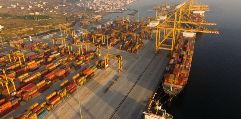 Asyaport'u ziyaret eden UTİKAD, limanla ilgili rapor hazırlayacak