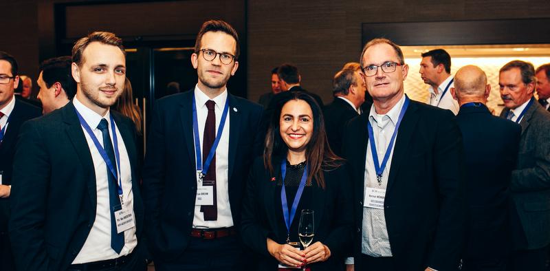 Avrupa Kimyasal Taşımacılık Sektörünün Temsilcileriyle Buluştu